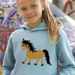 Capaillini EquestrianCollection Kids Pony Hoodie