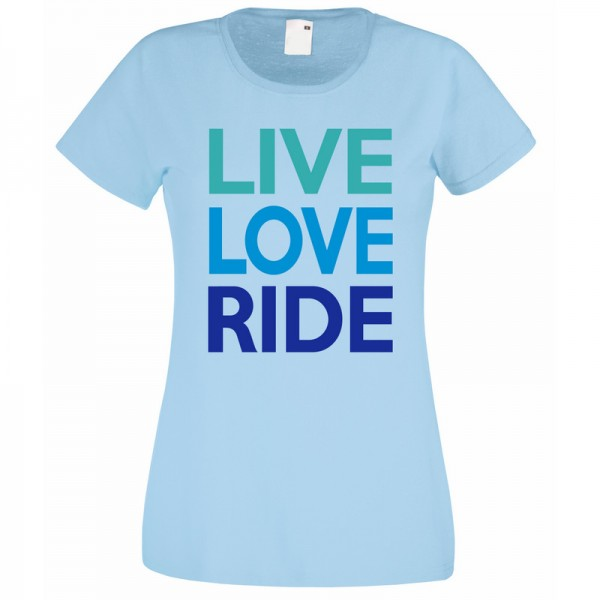 Live Love Ride T-Shirt