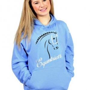 Capaillíní Equestrian Collection- Sports Horse Hoodie