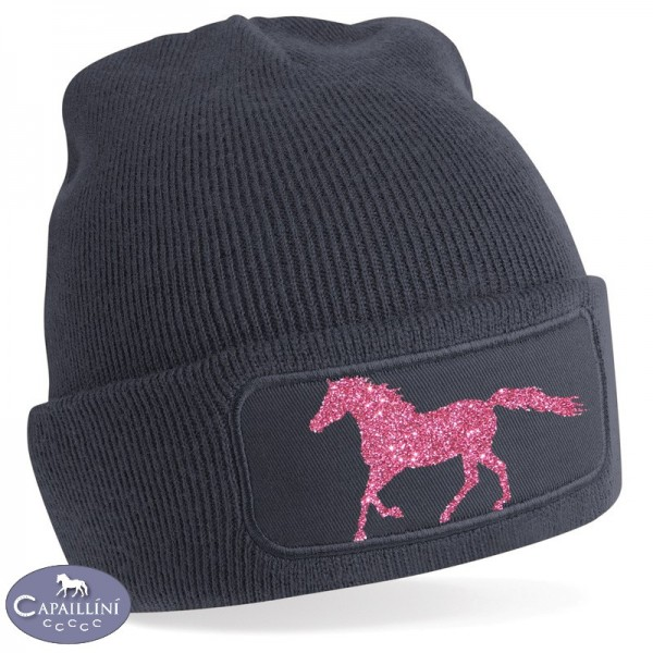 Glitter Horse Hat by Capaillíní Equestrian Collection