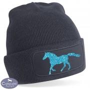 Glitter Horse Hat