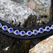 Bling Browband Flowers