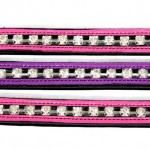 Bling Browbands Patent Leather