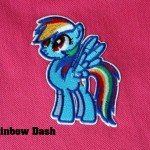 Rainbow Dash Kids Polo Shirt
