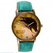 Horse Watch green