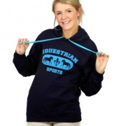 Equestrian Sports Horse Hoodie