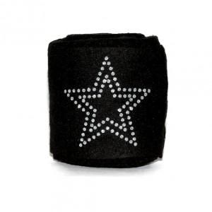 Glitter Star Bandages